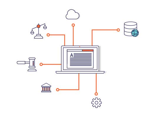 Casedo legal software works with other legal technology platforms