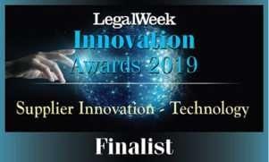 legal week innovation awards