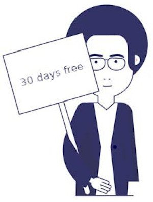 30 days free trial image